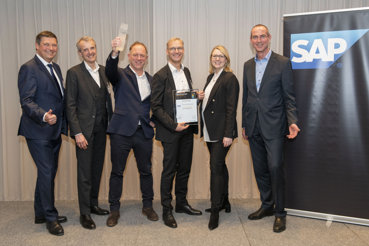 Partner Award S/4HANA Cloud